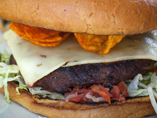 Cold Beers & Cheeseburgers has a burger version with