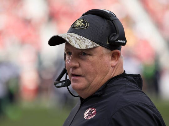 Chip Kelly was 46-7 in his four seasons as head coach at Oregon.