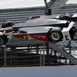 IndyCar mandates closure panels to keep cars on the ground