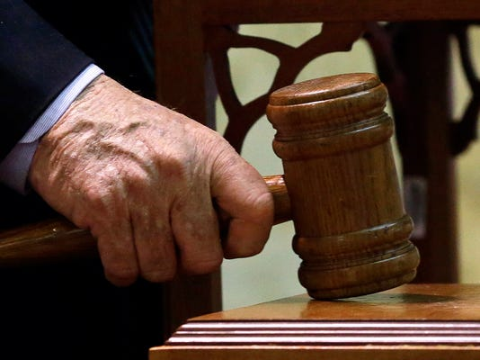 Presto justice gavel