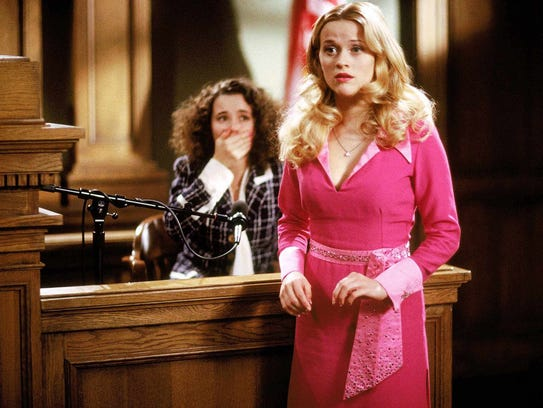 Reese Witherspoon, right, and Linda Cardellini star