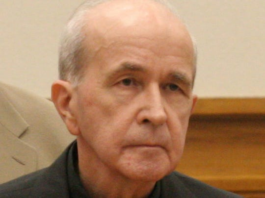 Rev. Gerald Robinson