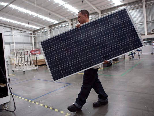 Solar players taking different paths to success