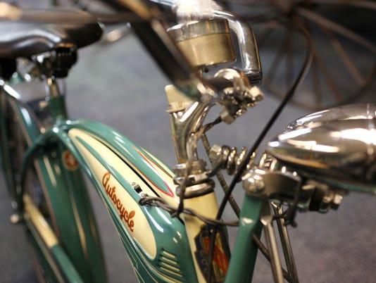 Cycling exhibit
