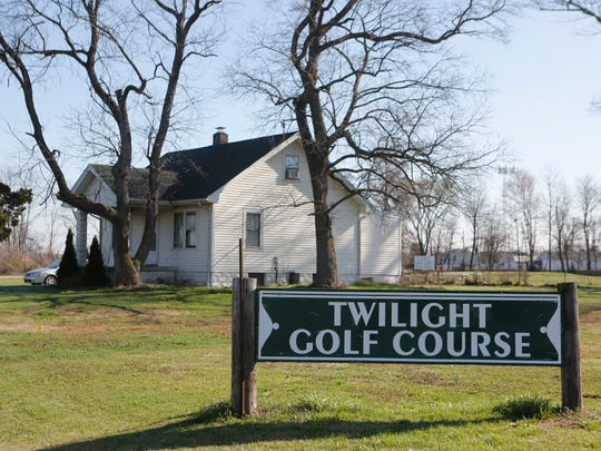 The Twilight Golf Course on Ind. 62 is located where major development is taking place.