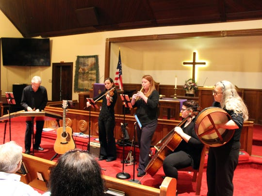 Red River Breeze played at Erin United Methodist Church