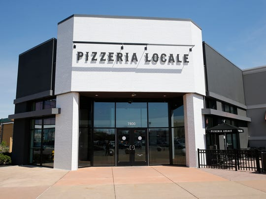 Pizzeria Locale is located at 7800 Montgomery Road in Kenwood.