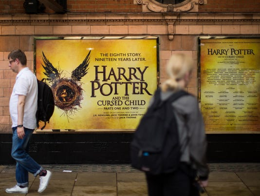 New Harry Potter Play Previews To A Thrilled Audience