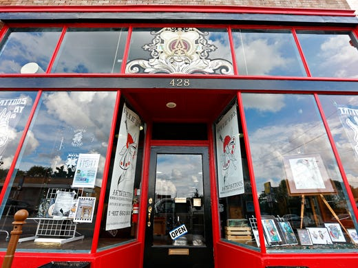 Commercial Street Now Boasts Not One But Two Tattoo Shops