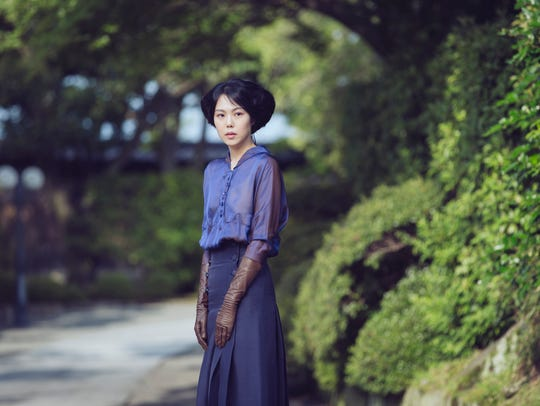 "Kim Min-hee plays Hideko in ""The Handmaiden."""