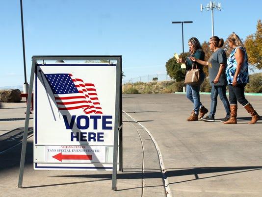 Alamogordo Voting 1