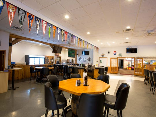 Randall's Beers & Cheers, owned by Jack Pagels, opened Nov. 22, 2016 in Abbotsford Wisconsin, and features mouth-watering appetizers, 11 different sandwiches and 19 beers on tap.