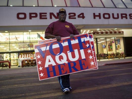 Supreme Court Texas voter ID