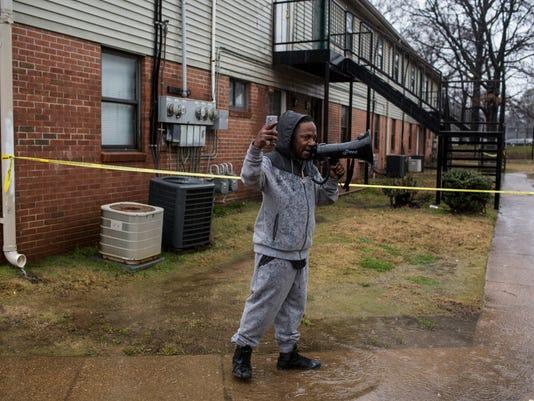 Memphis Gun Violence
