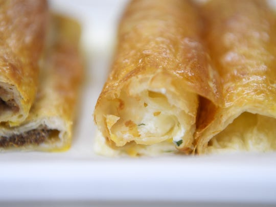 Borek at Arenie in Cliffside Park on Tuesday, April, 25, 2017.