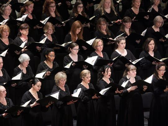 The May Festival Chorus
