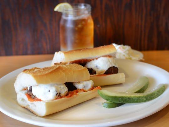 Cyndia's restaurant in Totowa features: Nana Gigi's