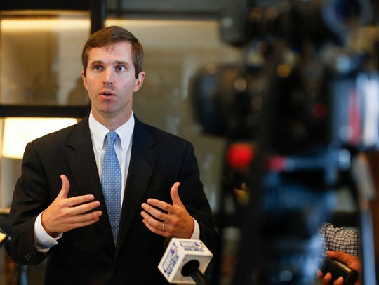 Kentucky Attorney General Andy Beshear.