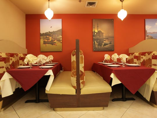For something different, try Istanbul Cafe & Restaurant