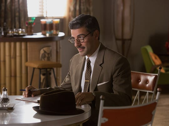 Oscar Isaac plays an insurance claims investigator