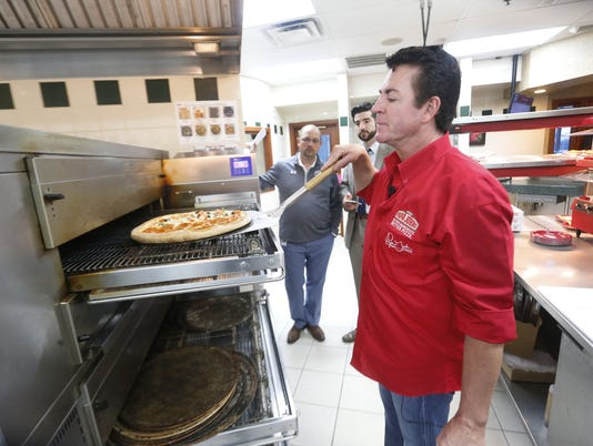 founder of Papa John's Pizza  John Schnatter