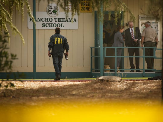 On the same day that anonymous threats discouraged students from attending schools in Deming, news of an active shooting in northern California circulated on social media and heightened fear, although the events were not connected.