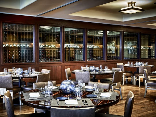 Lincoln, a JW Steakhouse, at JW Marriott Scottsdale Camelback Inn Resort and Spa.