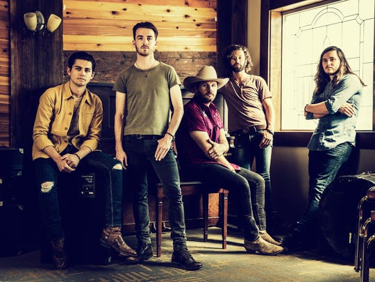 "LANCO released its debut album, ""Hallelujah Nights,"""