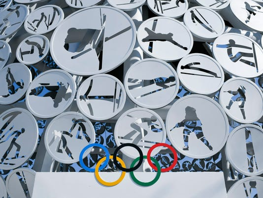 USP OLYMPICS: FEATURES S OLY KOR