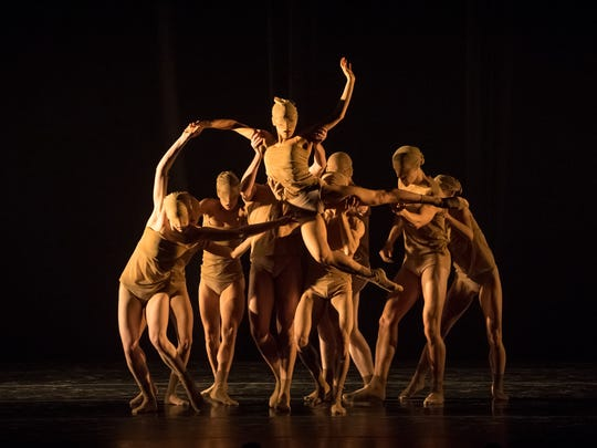 "Milwaukee Ballet dancers perform Nicole Teague-Howell's enigmatic ""Pull,"" set to music by LUXI."