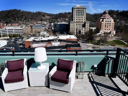 Situated on the top of the new AC Hotel, Capella on