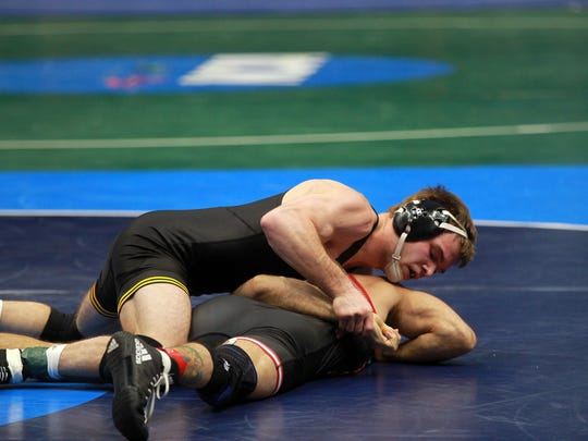 Brandon Sorensen, a four-time All-American for the Hawkeyes, competed at the Dave Schultz Memorial tournament in Colorado Springs over the weekend. Sorensen reached the finals at 70 kilograms (154 pounds).