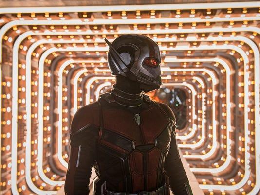 Ant-Man still