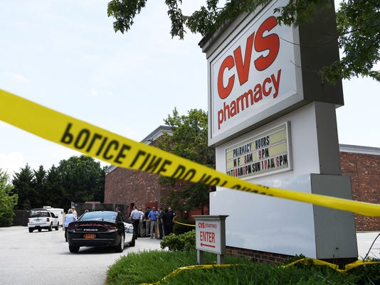 fletcher police involved in armed confrontation at cvs man dead