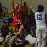 Tioga's Demon Ford scored a game-high 18 points against Beau Chene on Friday.