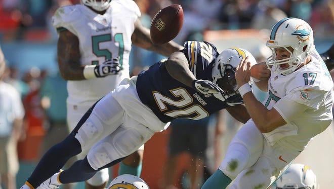 Former Auburn cornerback Chris Davis Jr. is making his mark in the NFL on special teams.