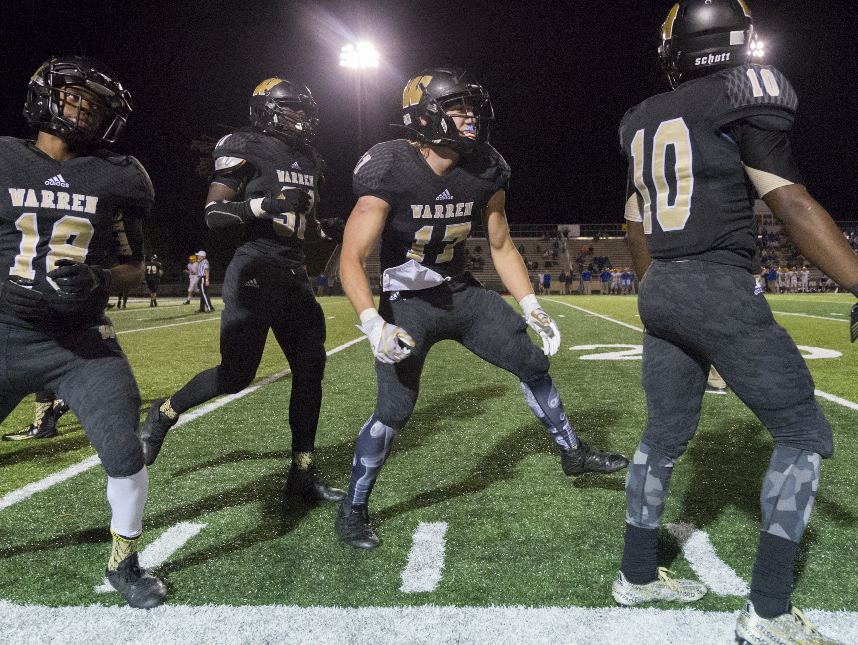 Week 8 high school football roundup usa today high for Tonte