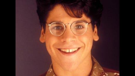 "Marc Price as Skippy on ""Family Ties"""
