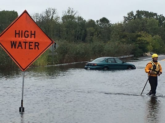 NCCo flooding