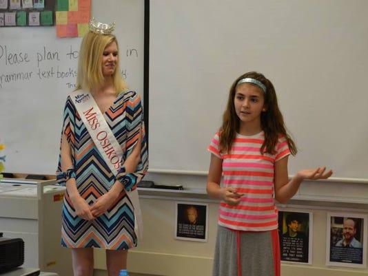 Franki Introduces Miss Oshkosh to Lourdes.jpg