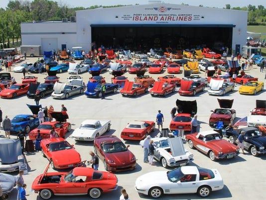 Corvettes show