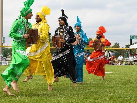 3 cnt punjabi festival