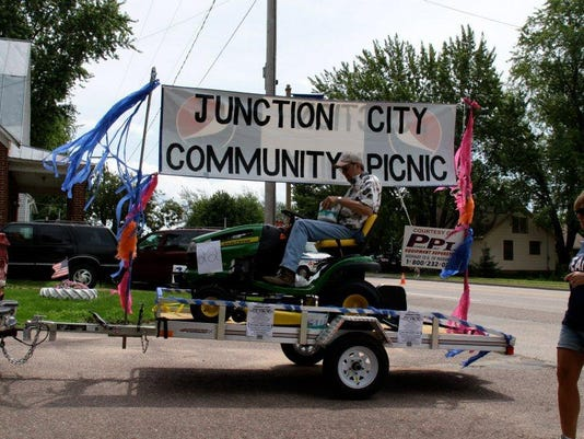 Junction City picnic