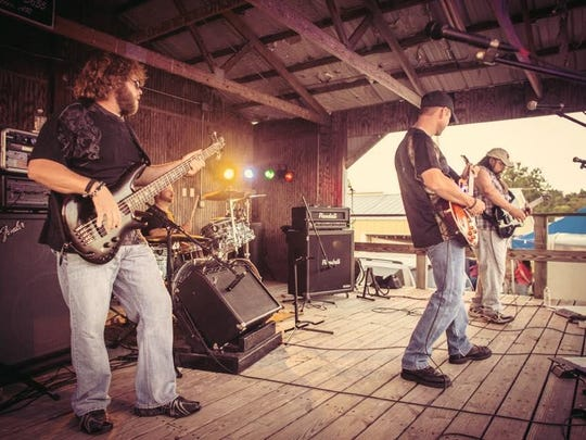 The 9N band will be one of three musical acts to perform at the third annual Flippin Fling on June 8.
