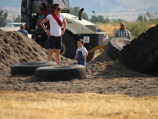 3 Digger Days Tires