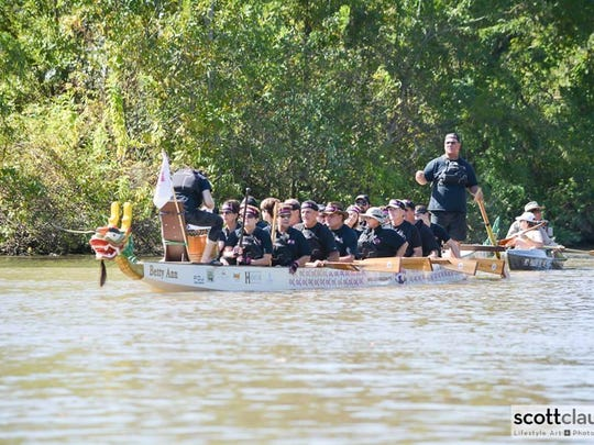 Cajun Invasion — Louisiana's first dragon boat team comprised of breast cancer survivors and supporters promoting cancer awareness and encouraging a healthy lifestyle through the sport.