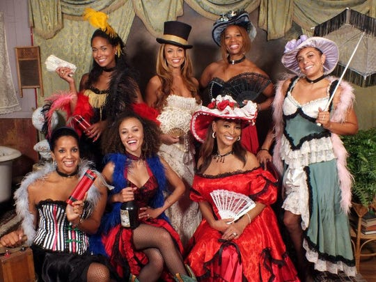 """The cast of """"The Real Housewives of Potomac"""" visited Delaware beaches for an episode of the Bravo reality show which aired earlier this month. They visited several places including Old Time Photos in Rehoboth beach."""