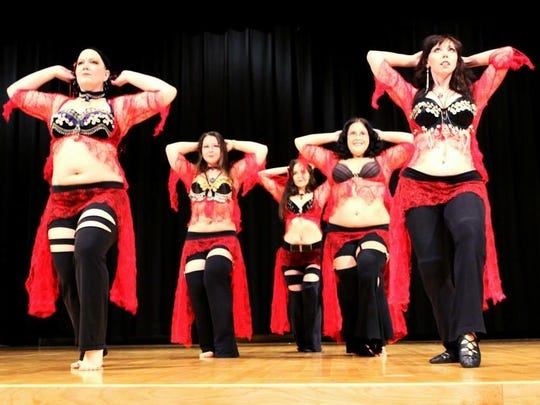 The annual Hips Noir belly dancing show will span the