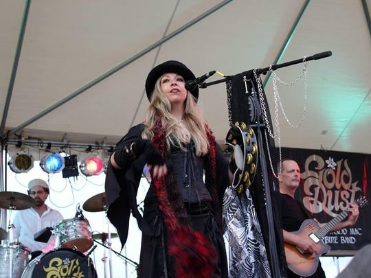 Bring a camp chair or blanket and listen to the sounds of Fleetwood Mac tribute band Gold Dust 7 to 10 p.m. Saturday, Aug. 19, at Kathken Vineyards. $10.