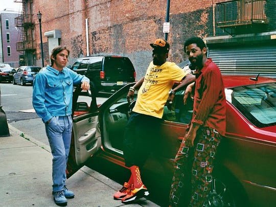 """The Jack Moves: The Newark group delivers soulful drops of music, a merging of Curtis Mayfield and Isaac Hayes's """"Black Moses,"""" with some warm wah-wah and retro reverb."""